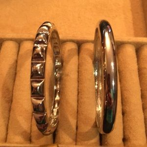 IMAN set of Bangle Bracelets